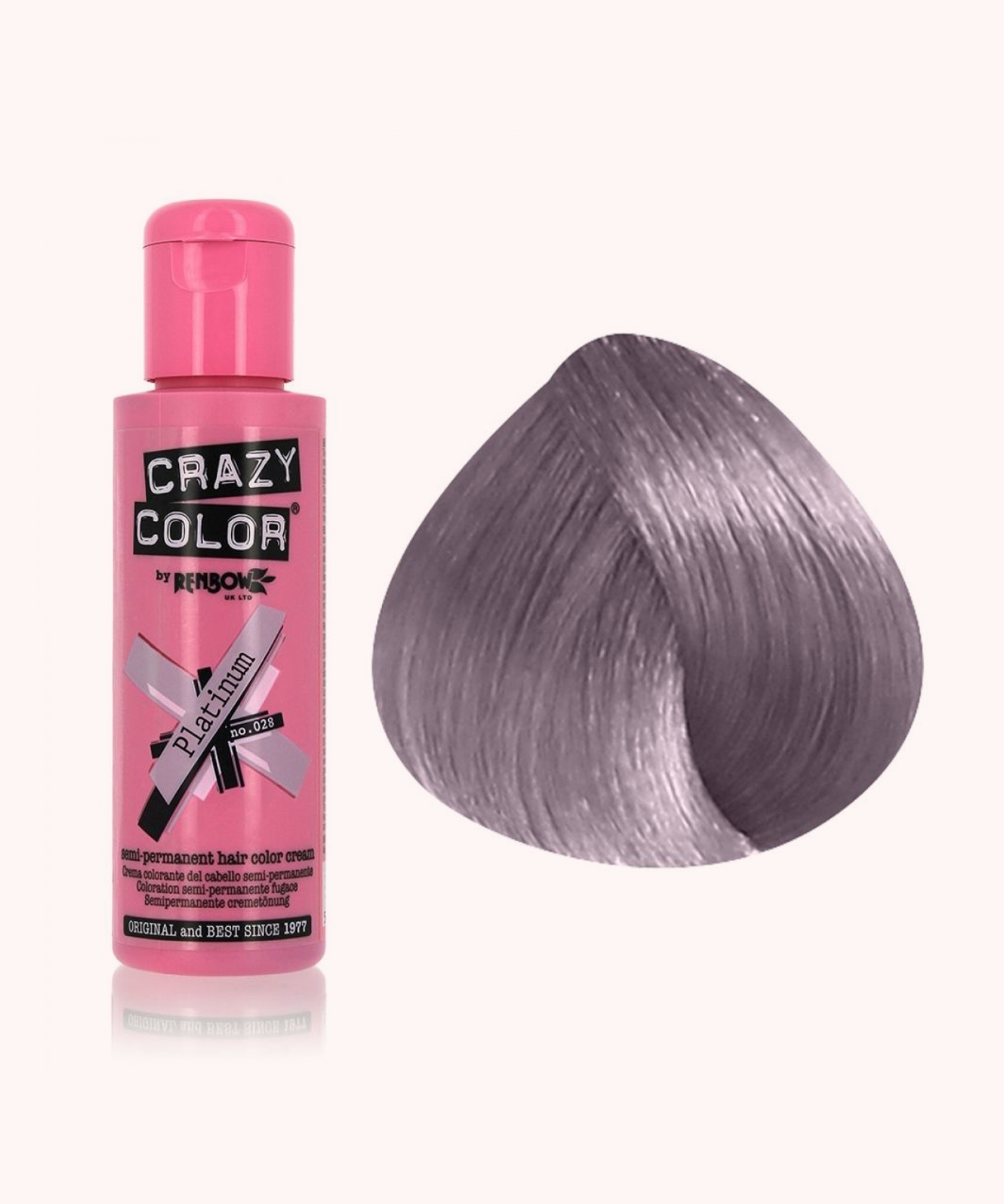 Crazy Color Hair Dye Lure Beauty